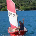sailing in Providencia!