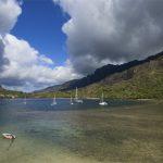 Marquesas   Nuku Hiva   Baie D'Anaho - 010
