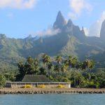 Marquesas   Ua Pou   Baie Hahahau   - 249