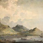 01_Polynesia Francesa | Hauhini | James Cook and Omai 1777 - 1